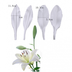 Silicone Veiner Lily