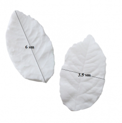 Silicone Veiner Rose - Very Large Leaf