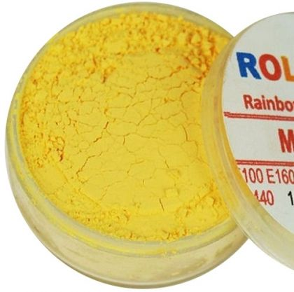 Rolkem Rainbow Spectrum Dusting Colour 10ml - МИМОЗА / Mimosa
