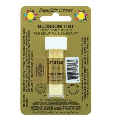 Sugarflair Blossom Tint Dusting Colours - Oyster