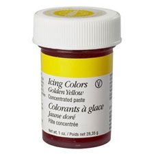 Wilton GOLDEN YELLOW Icing Color