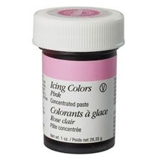 Wilton PINK icing color