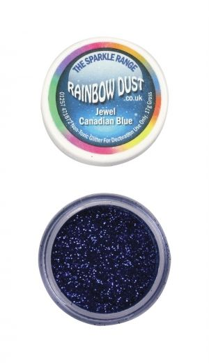 Rainbow Dust - Sparkle Range - КАНАДСКО СИНЬО  - Jewel Canadian Blue
