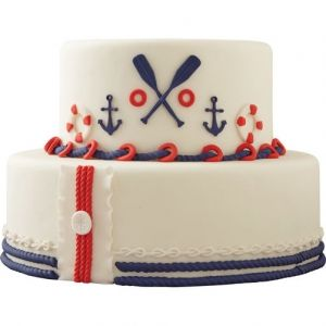 Wilton - NAUTICAL FONDANT MOLD
