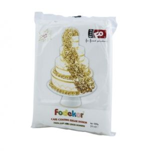 FO Coating Dough  WHITE - 1kg.