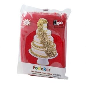 FO Coating Dough  RED - 1kg.