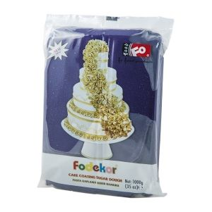 FO Coating Dough  PURPLE - 1kg.