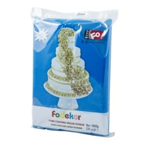 FO Coating Dough  BLUE - 1kg.