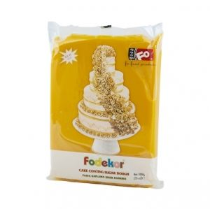 FO Coating Dough YELLOW - 1kg.