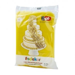FO Coating Dough TWITTY YELLOW - 1kg.