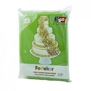 FO Coating Dough  GREEN - 1kg