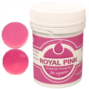 Sly Commerce - Max Concentrate Paste Colour ROYAL PINK