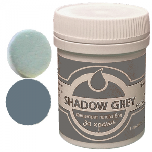 Sly Commerce - Max Concentrate Paste Colour SHADOW GREY
