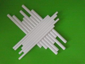 5 Plastic rods for tier cake Ø16mmx30cm