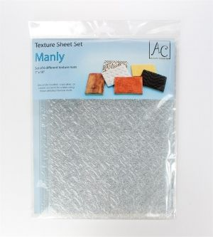 Texture Sheet Manly Set