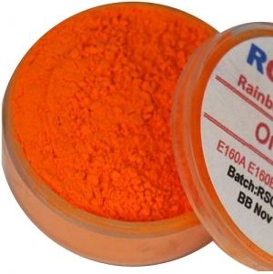 Rolkem Rainbow Spectrum Dusting Colour 10ml - ОРАНЖЕВО / Orange