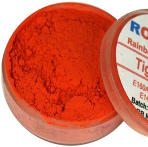 Rolkem Rainbow Spectrum Dusting Colour 10ml - ТИГРОВ ЛИЛИУМ / Tiger Lily