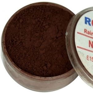 Rolkem Rainbow Spectrum Dusting Colour 10ml -  КЕСТЕНЯВО / Nut Brown