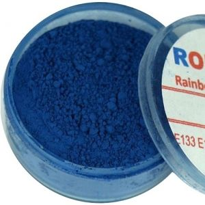 Rolkem Rainbow Spectrum Dusting Colour 10ml - ВОЕНОМОРСО СИН / Navy Blue