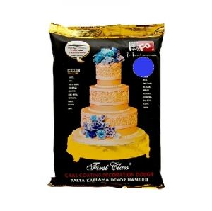 FO First Class Coating Dough  BLUE -1kg.