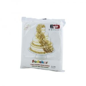 FO Coating Dough  WHITE - 250gr.