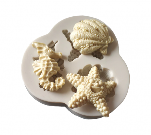 Moulds - SEA SHELLS