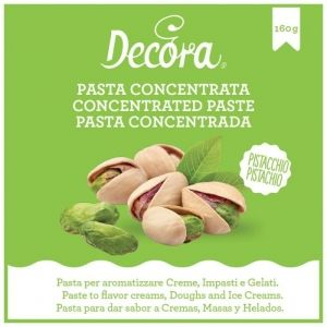 Pistachio concentrated flavouring cream 160 gr