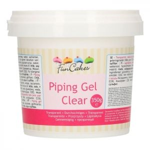 FunCakes Clear Piping Gel 350g