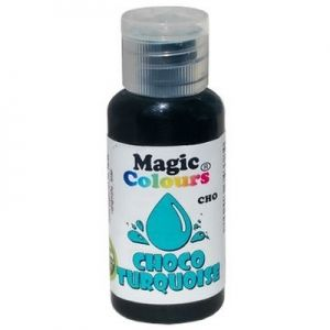 Magic Colours - Gel Chocolate Colours - Turquoise - 32g