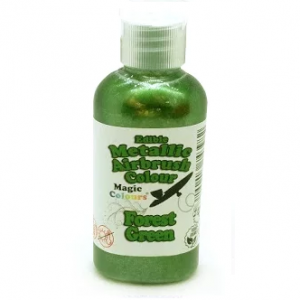 Magic Colours - Metallic Airbrush Colours - Forest Green 55ml
