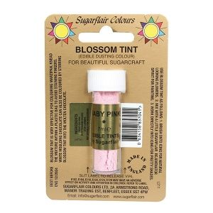 Sugarflair Blossom Tint Dusting Colours - Baby Pink