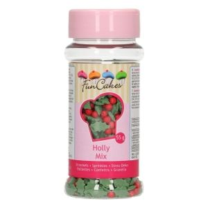 FUNCAKES HOLLY MIX 55G